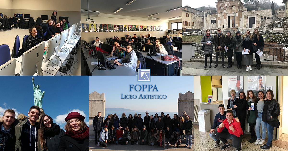 Liceo artistico foppa liceo artistico a brescia diploma for Scuola di moda brescia