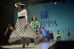 """Fotografie della """"Serata della Moda"""" del 26 Maggio 2015"""
