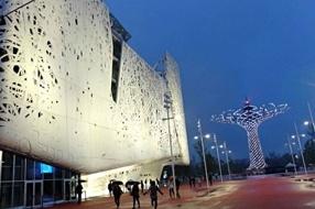 Il Gruppo Foppa sfila a Expo