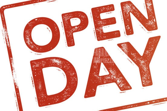 Iscrivi all'OPEN DAY!