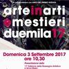 locandina Arte in arti e mestieri 2017