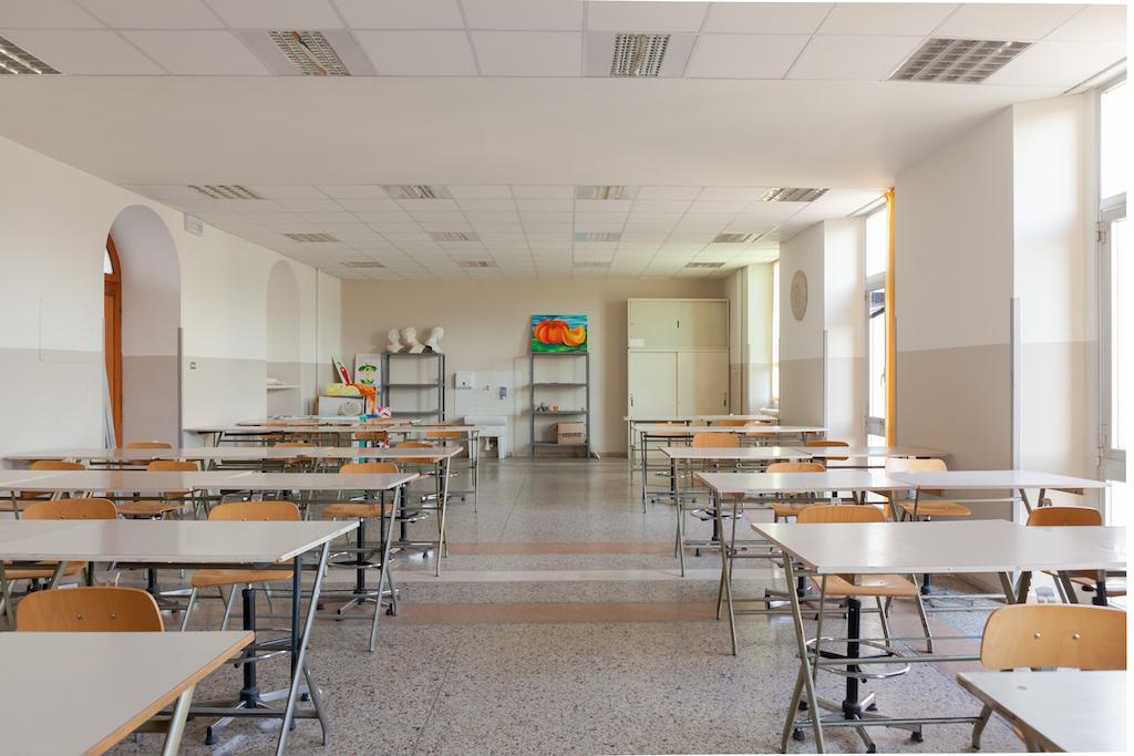 Laboratorio delle Discipline grafiche pittoriche del Liceo Foppa Brescia
