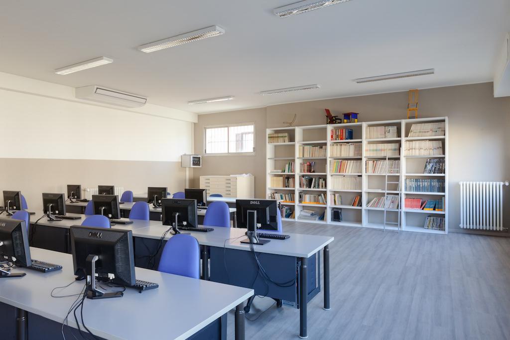 Laboratorio di Architettura del Liceo Foppa Brescia