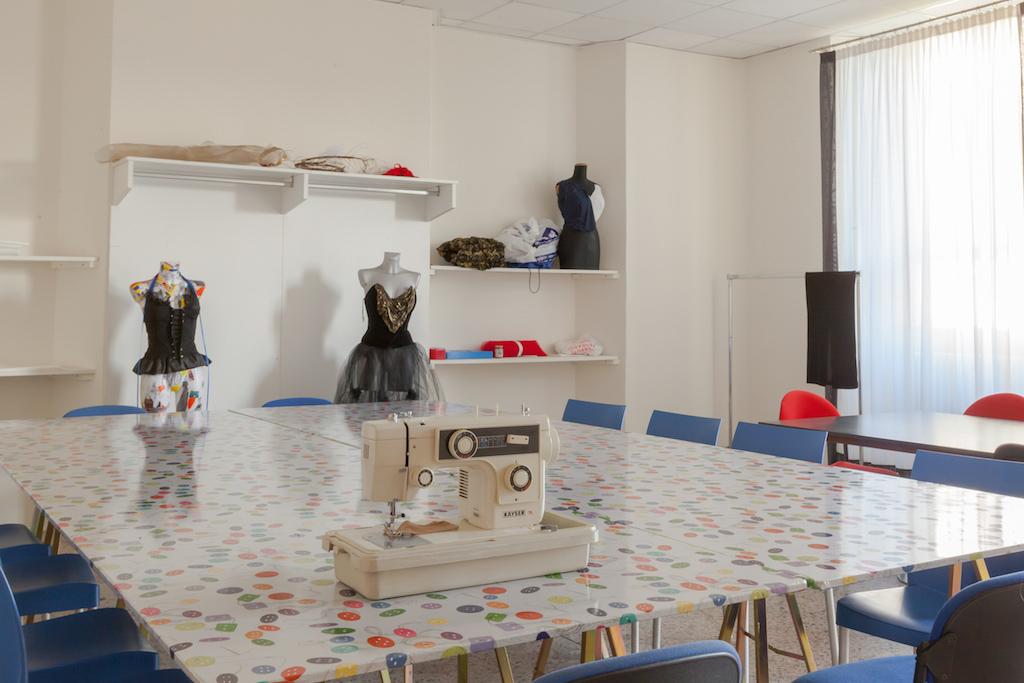 Laboratorio di Moda del Liceo Foppa Brescia
